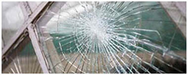 Camden Town Smashed Glass
